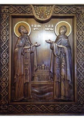 Св Пётр и Феврония