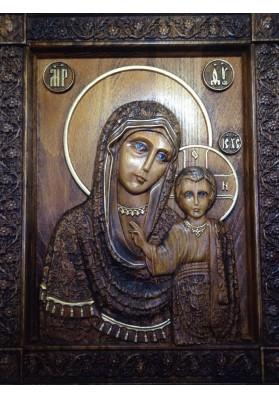 Богородица Казанская 3