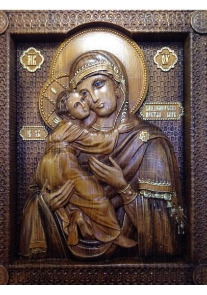 Богородица Владимирская 2