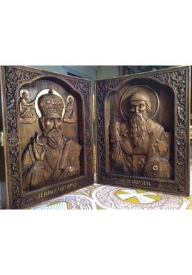 Св Николай и Св Спиридон